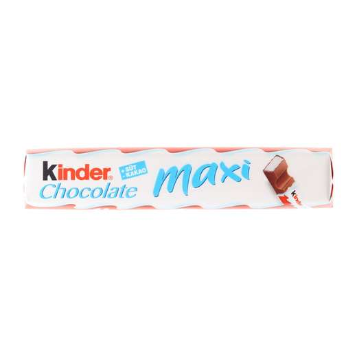 Kinder Chocolate Maxi T1 21 GR