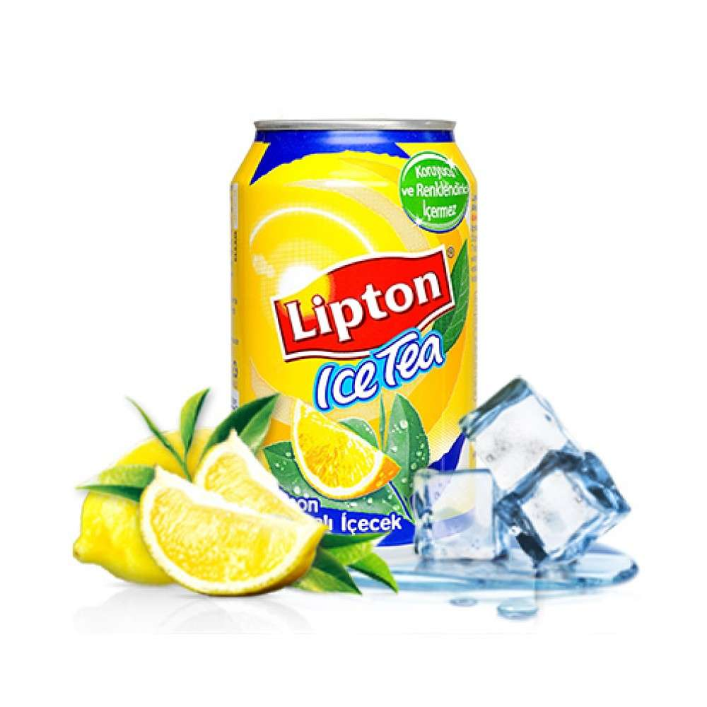 Lipton Ice Limon 330 ML